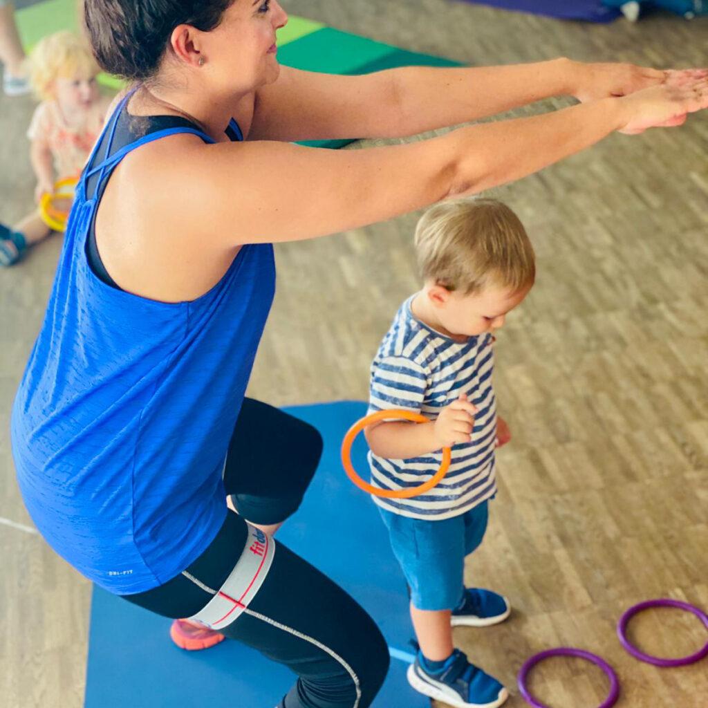 KIDS Kurs Mamas in Motion